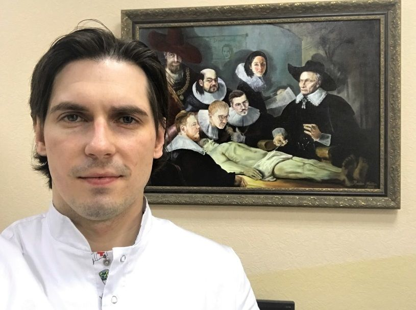 Руслан Меллин: «Когда я увидел нагрузку на врачей в реанимации, у меня появилась идея создать серию рисунков» - видео