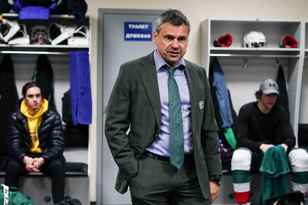 «Королю регулярки» дали понюхать плей-офф: «Авангард» разгромил безвольный «Ак Барс»