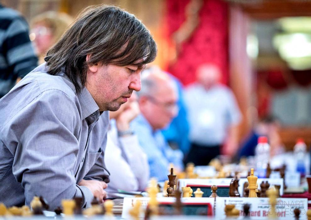 Гата Камский: «Я не согласен, что шахматы сводят с ума»