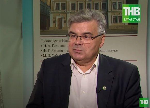Искандер Гилязов: «Кто-то раздувает процесс разделения этносов, чтобы приостановить процесс единения татар» - видео