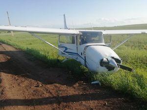 В Татарстане самолёт совершил вынужденную посадку