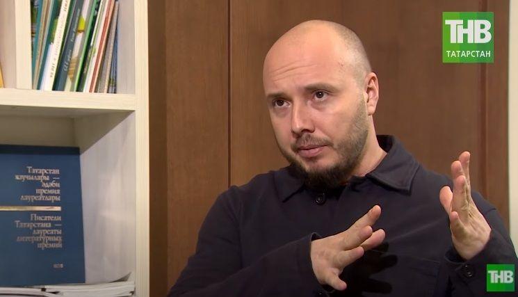 Руслан Айсин: «Люди, которые отрицают, что являются татарами – они, наверное, очень низко стелятся по земле» - видео