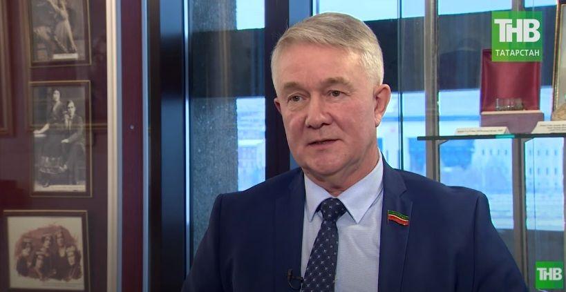 Рамиль Тухватуллин: «Я обеспокоен возможной башкиризацией татар, проживающих на территории Башкирии» - видео