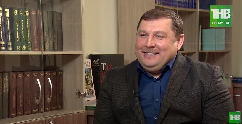 Ильнур Миргалеев: «До сих пор есть учебники, где Золотая Орда рассматривается только в негативном ключе» - видео