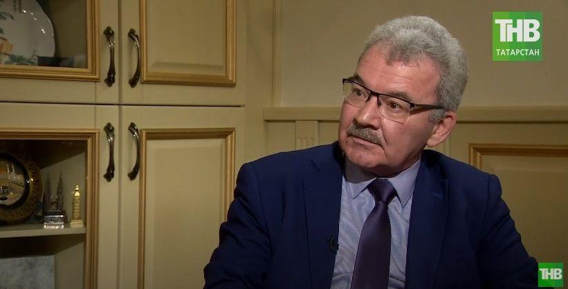Раиль Фахрутдинов: «Астраханские татары хотят моральной поддержки, чувствовать себя нужными» - видео