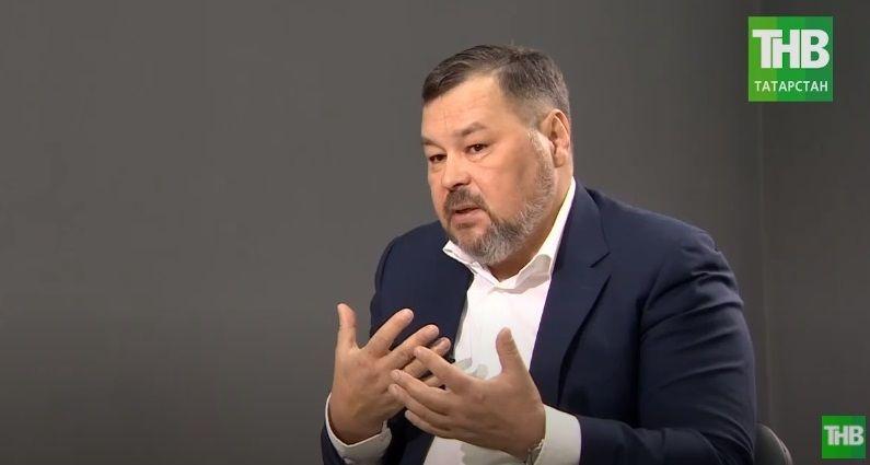 Ильдар Ягафаров: «Татарский кинематограф мне и жизнь портит, и дает желание жить дальше» - видео