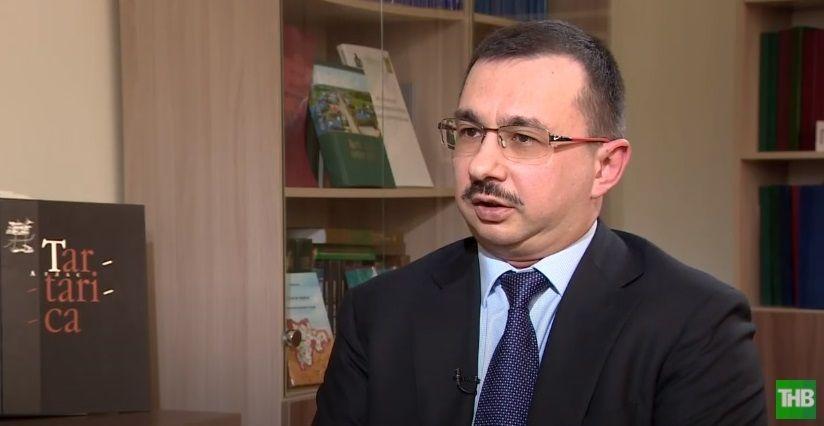 Марат Гибатдинов: «Если отсечь пласт татарского населения за пределами Татарстана, тогда у нас не было бы ни Джалиля, Габдуллы Тукая» - видео