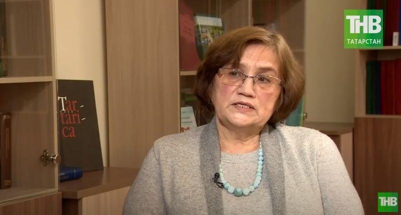 Альфия Галлямова: «По велению Сталина сделали все, чтобы Татарстан не смог стать Союзной Республикой» - видео