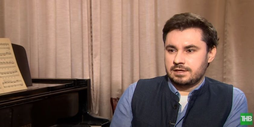 Эльмир Низамов: «Я чувствую миссию, что должен обогащать национальную музыку» - видео