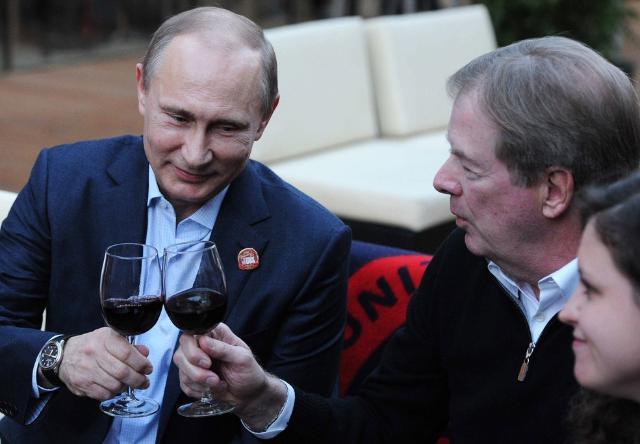 После ухода с поста президента Владимир Путин планирует заняться виноделием