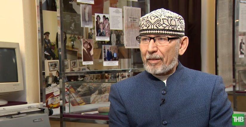 Дамир Исхаков: «Всем татарам сейчас нужно сосредоточиться на своей идентичности» - видео