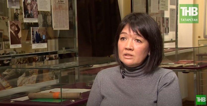 Марина Имашева: «Большая историческая загадкам - остались ли татары после завоевания Астрахани Иваном Грозным» - видео