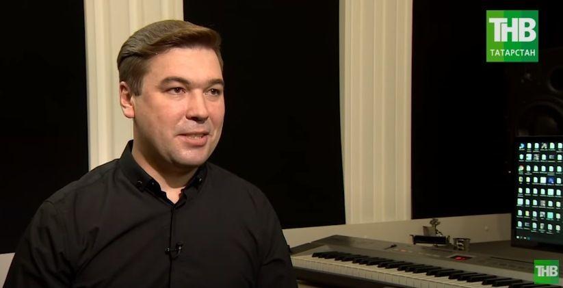 Филюс Кагиров: «Думаю, всем певцам татарской эстрады надо переходить на живое исполнение» - видео