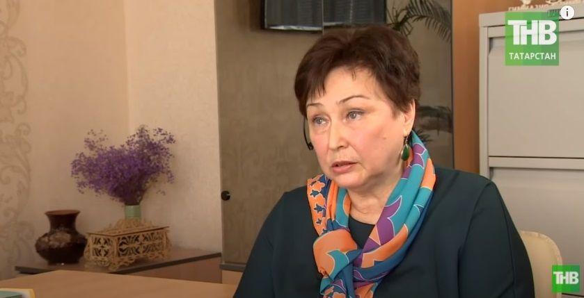 Гульсина Закирзянова: «Если мы хотим воспитать любовь детей к своей родине, то надо воспитывать через язык» - видео
