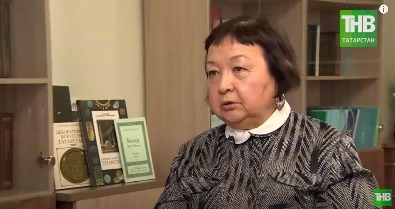 Гузель Валеева-Сулейманова: «В Казани очень мало объектов, с точки зрения развития архитектурной школы» - видео