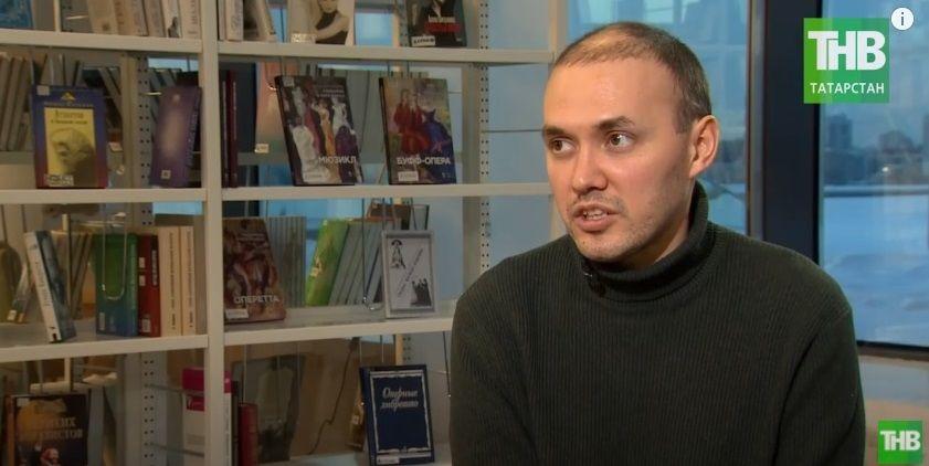 Туфан Имамутдинов: «В наших татарских спектаклях объединения «Әлиф» нет насилия и желания всем понравиться» - видео