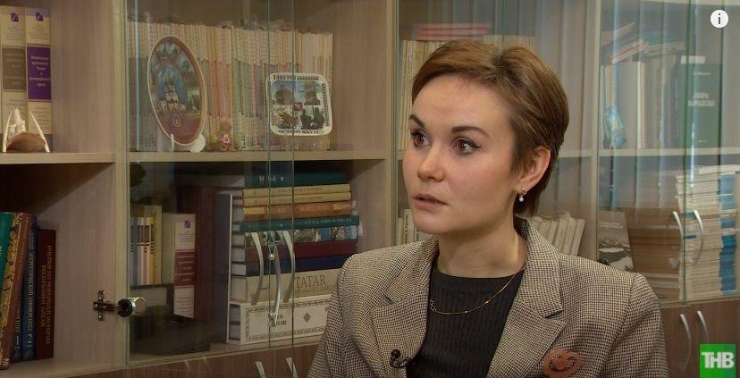 Дина Гатина-Шафикова: «Если раньше модно было быть как все, то сейчас молодежь отличается тем, что модно быть другим» - видео