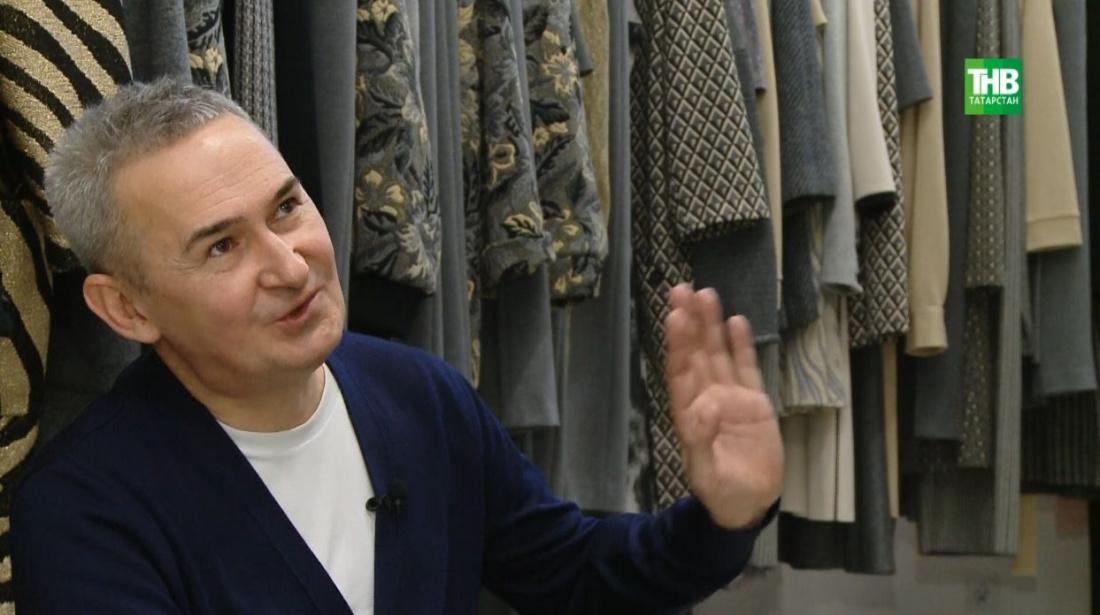 Рустам Исхаков: «Моя героиня – ритмичная и динамичная жительница мегаполиса, но при этом очень женственная» - видео
