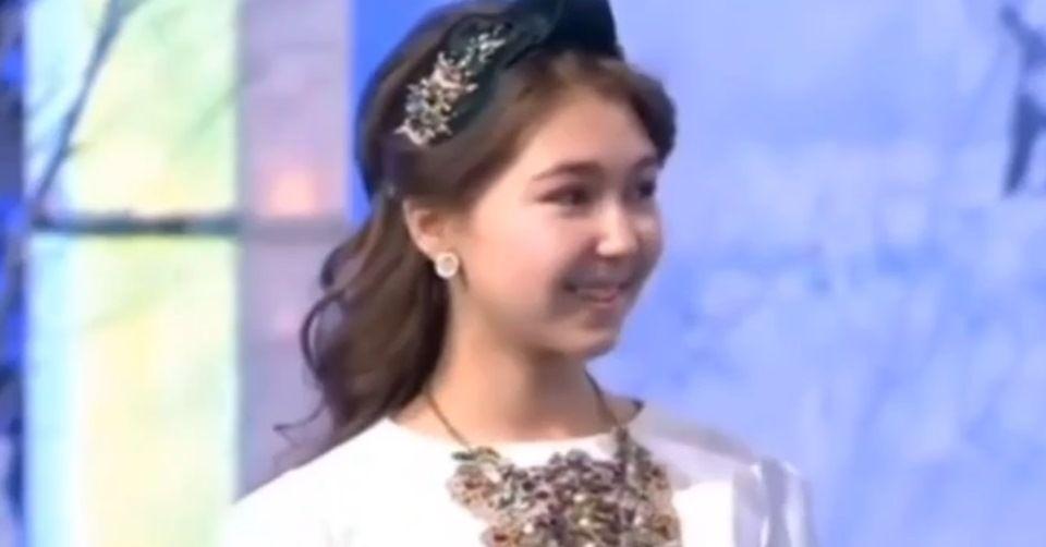 Девочка из Казани спела на «Поле чудес» песню на татарском языке