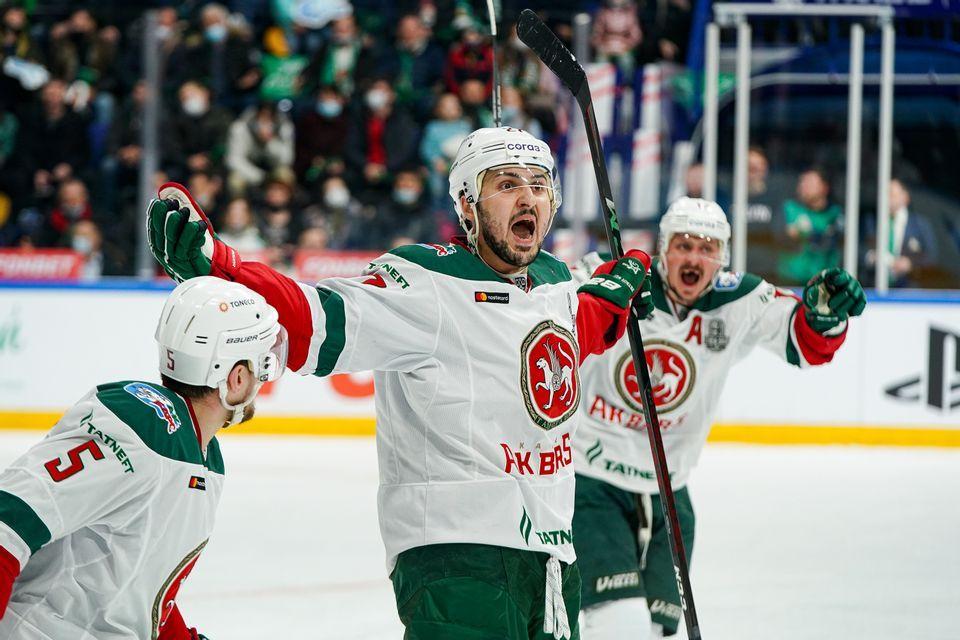 Ни характера, ни финнов: «Салават» провалил Зеленую серию с «Ак Барсом» на башкирском льду