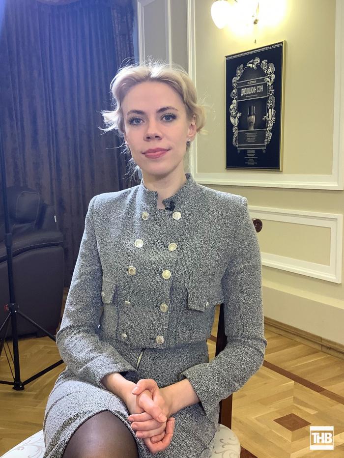 Славяна Кощеева: «Да, актер это эмоции, но на них далеко не уедешь, все-таки все основано на голове» - видео