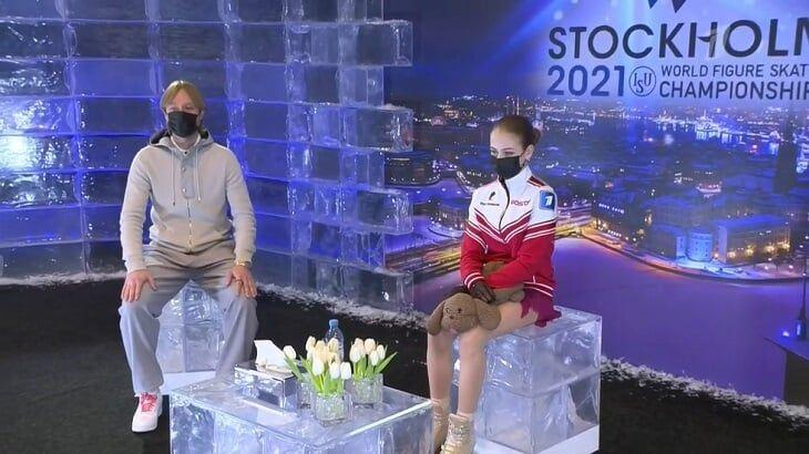 Тутберидзе пишет историю, Плющенко в нее влипает: провал японок подарил Трусовой медаль