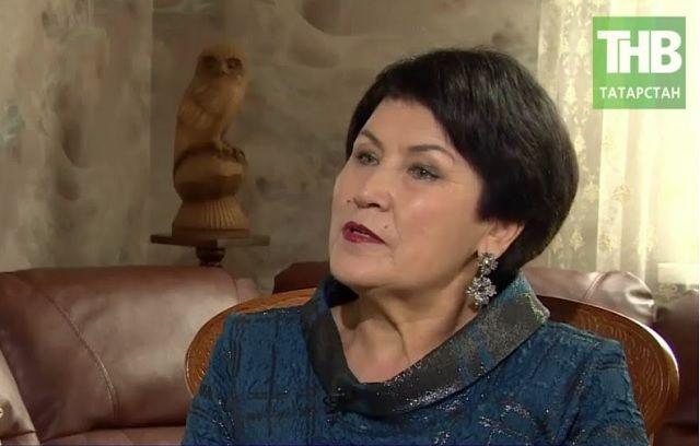 «Премьера на ТНВ»: Интервью с писательницей Шамсией Зигангировой