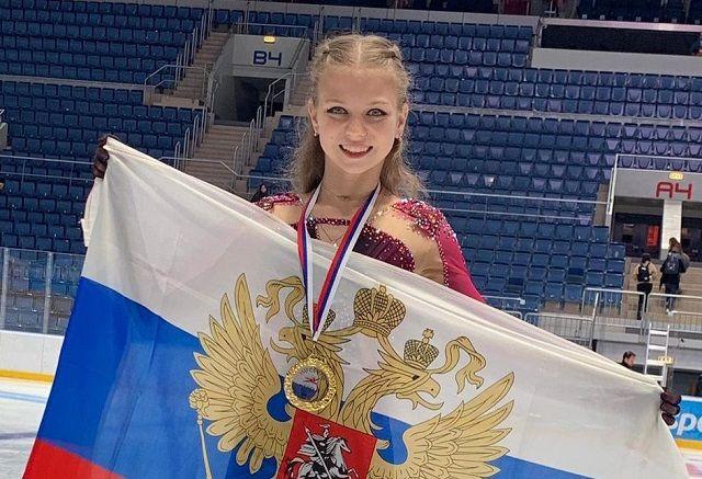 Александра Трусова не попала в сборную России на командный чемпионат мира в Японии