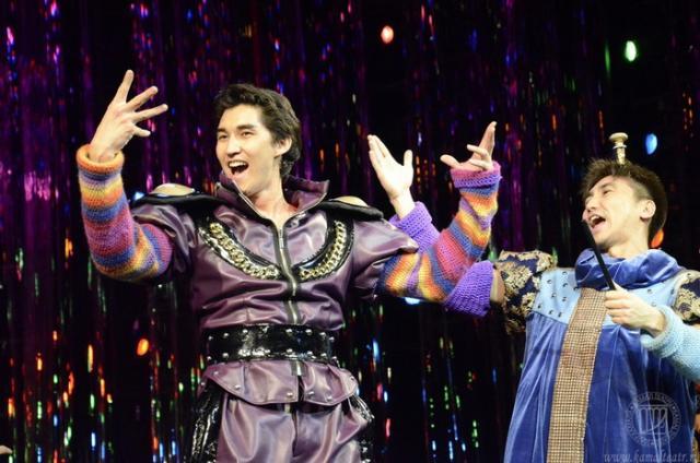 На театральном фестивале «Науруз» покажут 25 спектаклей из разных стран