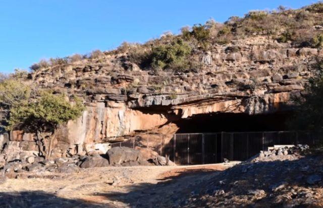 В африканской пещере исследователи нашли следы древнейшего поселения людей