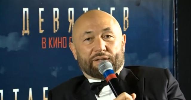 Тимур Бекмамбетов поблагодарил Татарстан за содействие в создании фильма «Девятаев»