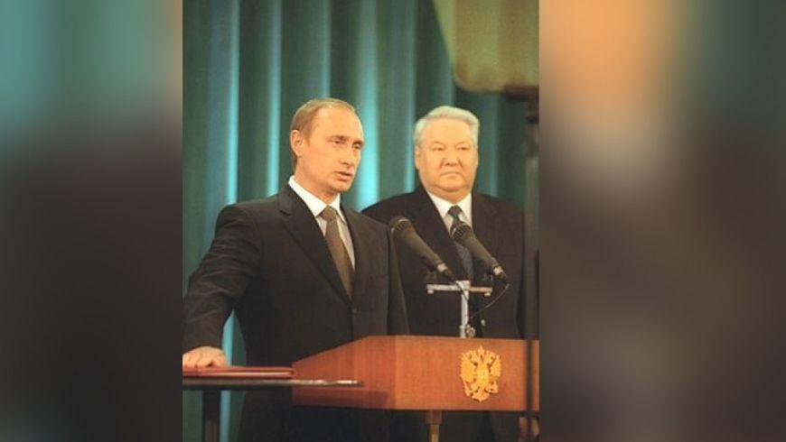 21 год назад Владимир Путин вступил в должность президента России