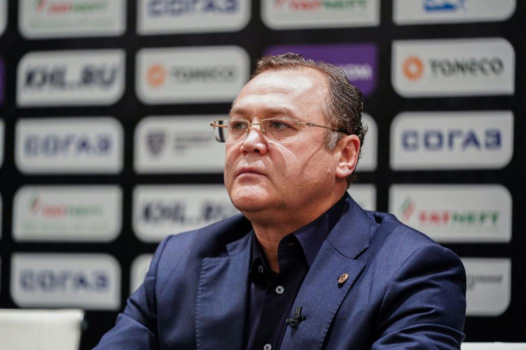 Якубов объяснил, почему «Ак Барс» не договорился с Яруллиным о новом контракте