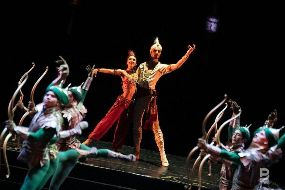 В Казани стартовал международный фестиваль классического балета имени Нуриева