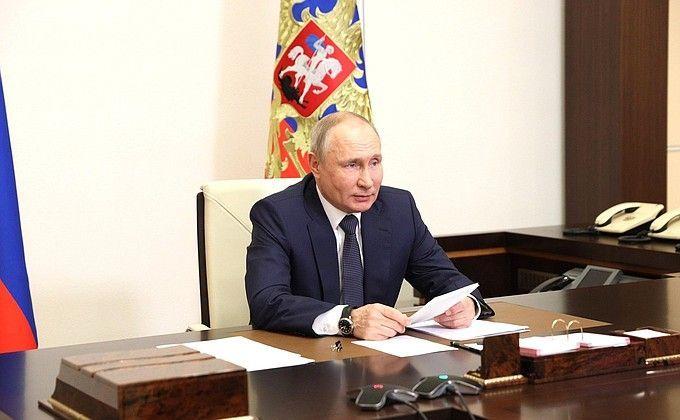 Путин согласился перенести перепись населения на октябрь 2021 года
