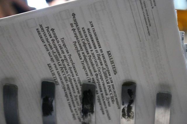 В Татарстане стартовала печать бюллетеней для предварительного голосования
