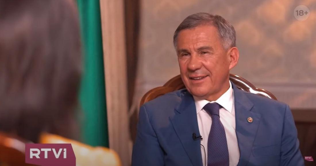 Минниханов прокомментировал сделку по слиянию «Сибура» с «Таифом»