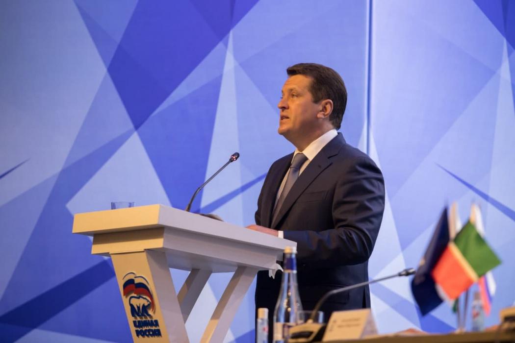 Ильсур Метшин принял участие в праймериз «Единой России»