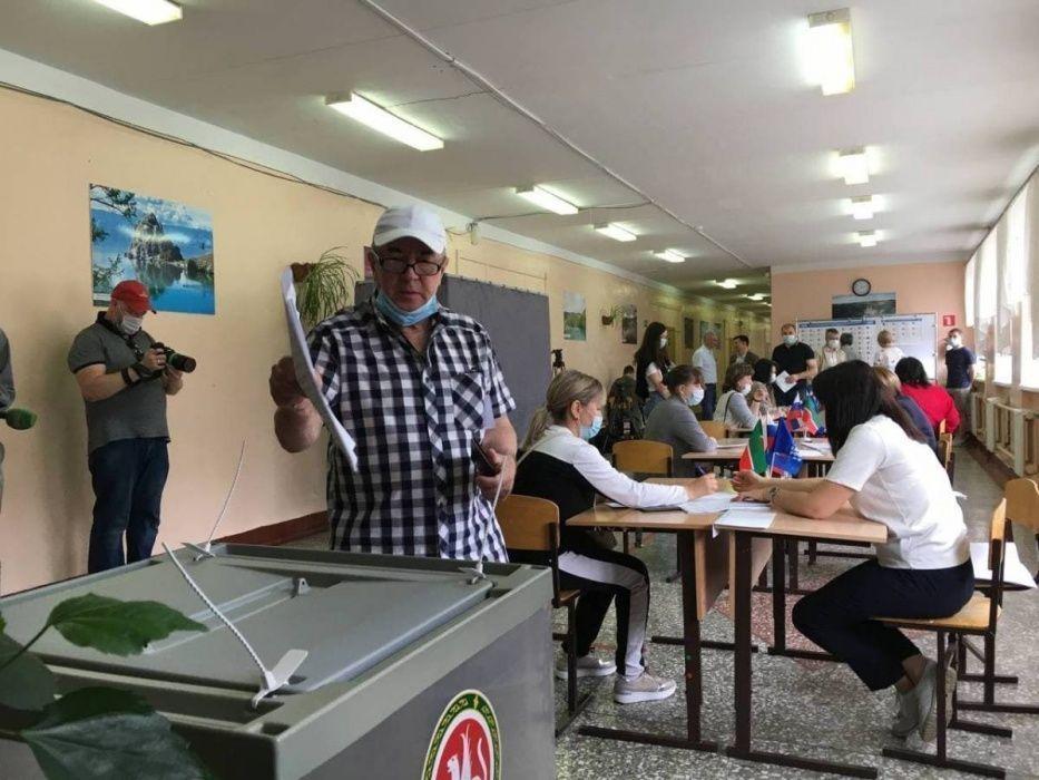 Более 262 000 татарстанцев приняли участие в предварительном голосовании по состоянию на 12:00