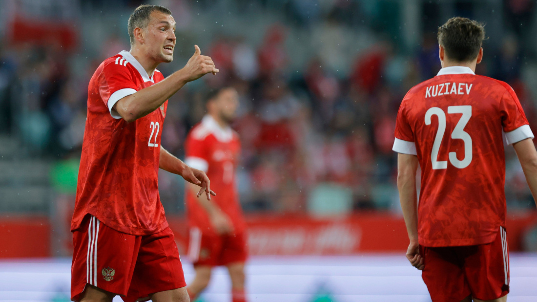 Болото в заявке - скука на поле: Черчесов не порадовал за 10 дней до Евро