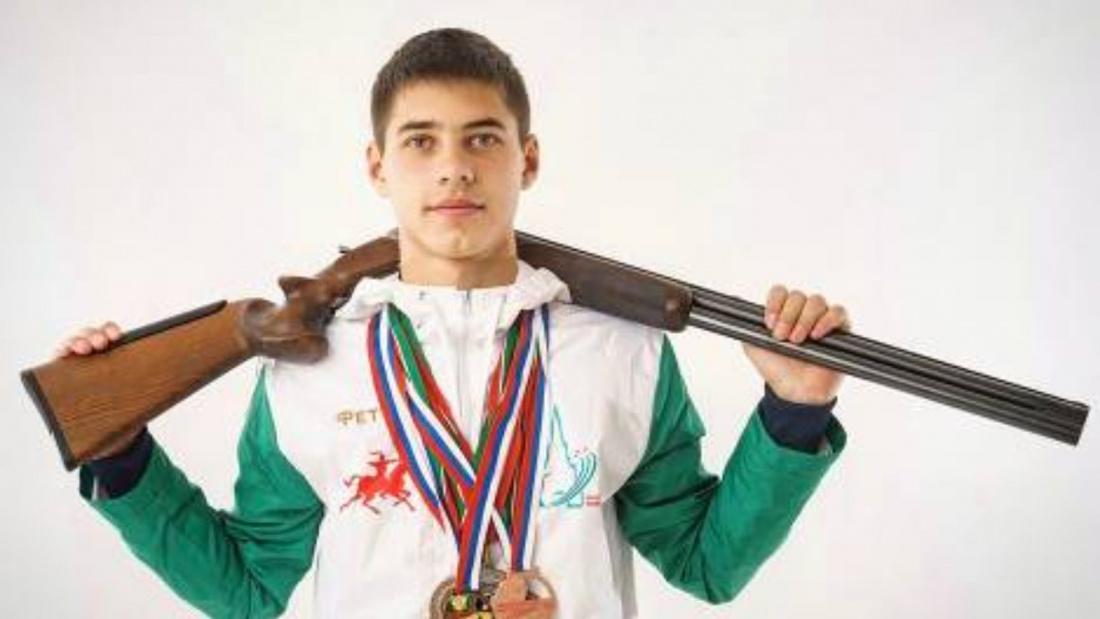 Стрелок из Татарстана победил на чемпионате Европы среди юниоров