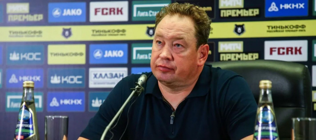 Слуцкий отреагировал на попадание Макарова и Дюпина в сборную России на Евро-2020
