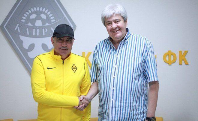 Бердыев отказался работать тренером в «Кайрате» и будет советником бесплатно