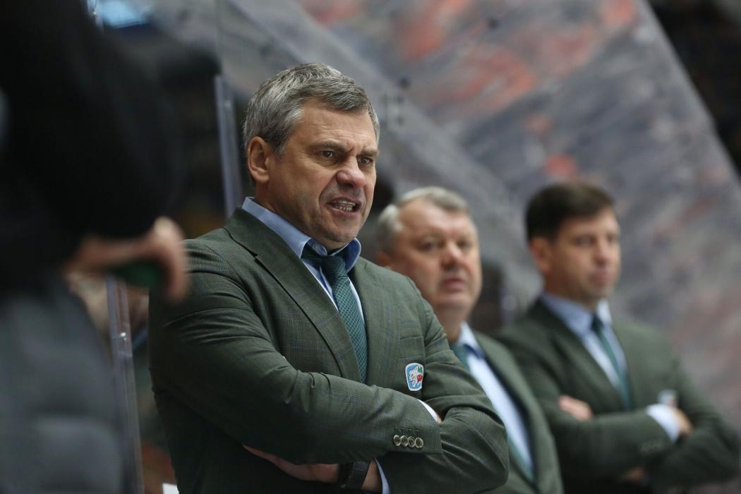 Шевченко назвал наставника «Ак Барса» Квартальнова паникером
