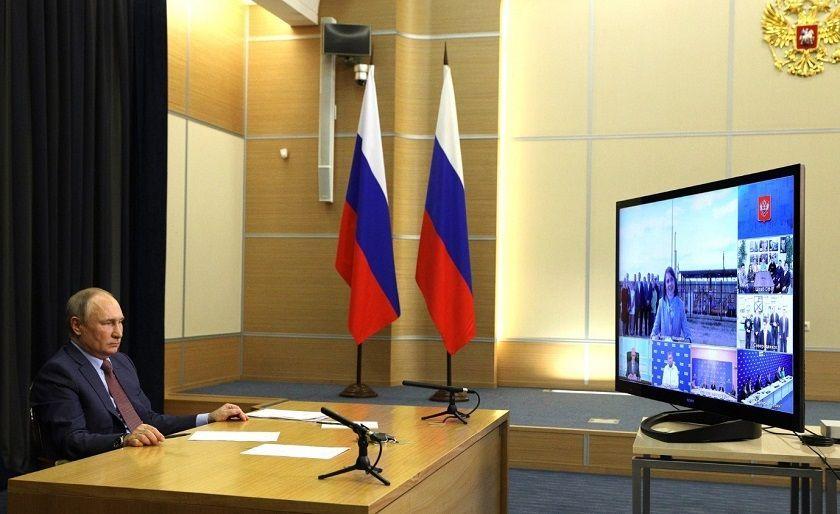 Многое сделано, еще больше задач впереди: Путин оценил работу «Единой России»