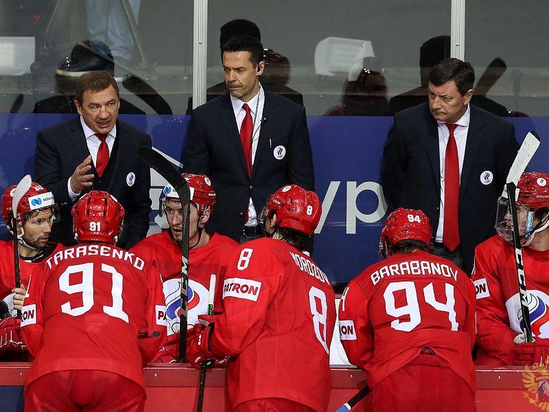 Валерий Брагин заявил, что сравнивать российский и канадский хоккей неэтично