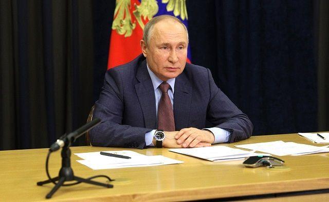 Владимир Путин денонсировал Договор по открытому небу