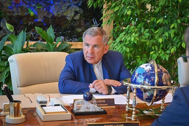 Минниханов сохранил позиции в тройке самых влиятельных губернаторов России