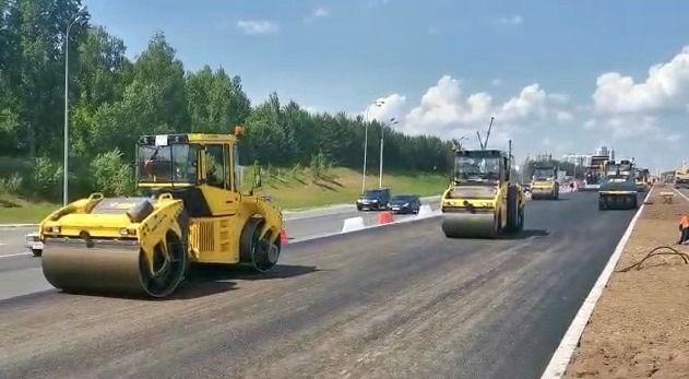 В Казани на месяц ограничат автодвижение по Оренбургскому тракту