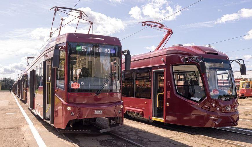 В Казани с 12 июня запустят «Ночной трамвай»